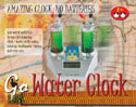 EDU-3070 Tree of Knowledge Water Clock Kit Educational, Science, Technology Kits