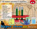 EDU 8355 Tree of Knowledge Super Chem 120 Lab Educational Science Technology Kit