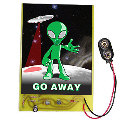 K-6938 Go Away Expression Flasher Kit