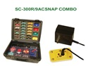 SC-300R/9ACSNAP COMBO Snap Circuits  300R in 1 Experiment Lab w ACSNAP (non soldering kit)