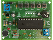 VELLEMAN MK195 VOICE RECORDING/PLAYBACK MODULE