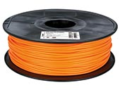 VELLEMAN PLA3O1 3 mm PLA Filament Color ORANGE 1 kg for 3D Printers