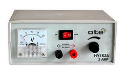 OTE HY-152A VARABLE DC POWER SUPPLY 0-15V @ 2AMPS