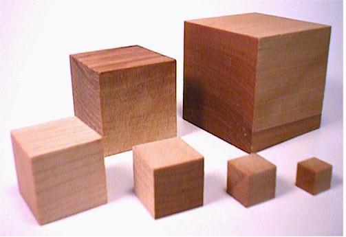 Project Lead The Way Pltw 1090 34 Inch Wood Craft Blocks 34 Inch