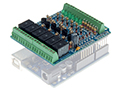 I/O SHIELD FOR ARDUINO
