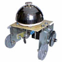CHANEY C6900 Chrome Dome Line Tracing Robot Kit (solder kit)