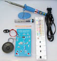 AK-100 Learn to solder kit w/tools