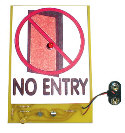 CHANEY C6767 No Entry Expression Flasher Kit