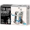 TS-3653 Tin Can Robot - Green Science Recycle Project Kit