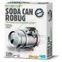 TS-3647 Green Science - Soda Can Robot Kit