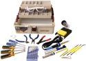 Deluxe 25pc Electronic Technician Tool Kit TK-2000