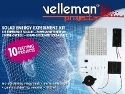 Velleman EDU02 SOLAR ENERGY EXPERIMENT KIT