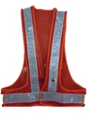 EP07L Illuminated Red-Blue Dual Safety Vest