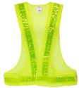 EP09G Safety Vest- STRAP Yellow