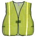 EP10G Safety Vest- STRAP - Green