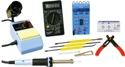 SKM-250 Deluxe Learn to Solder Kit with Tools and Multimeter