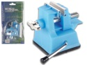 Velleman VTTV3 MINI TABLE VISE WITH STANDARD HEAD