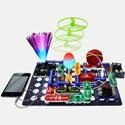 ELENCO Snap Circuits� LIGHT SCL-175 iPod and iPhone compatible 175 new projects