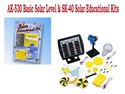 AK-530-SK-40 Basic Solar Level & Solar Educational Kits Combo