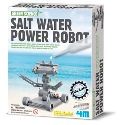 TS-3688 Green Science Saltwater Power Robot Kit