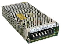 VELLEMAN PSIN10024N SWITCHING POWER SUPPLY - 100W - 24VDC - CLOSED FRAME
