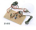 21-013 - FM WIRELESS MICROPHONE KIT