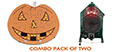 VELLEMAN MK145/MK166 COMBO PACK 2 GREAT KITS FOR HALLOWEEN DECORATIONS