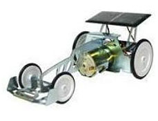 PicoTurbine Solar Power Fun Racer