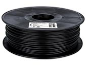 VELLEMAN PLA3B1 3 mm PLA Filament Color BLACK 1 kg for 3D Printers