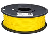 VELLEMAN PLA3Y1 3 mm PLA Filament Color YELLOW 1 kg for 3D Printers