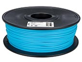 VELLEMAN PLA3D1 3 mm PLA Filament Color LIGHT BLUEl 1 kg for 3D Printers