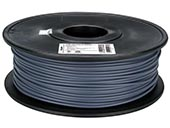 VELLEMAN PLA3H1 3 mm PLA Filament Color GREY 1 kg for 3D Printers