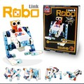 ARTEC EDUCATIONAL 152198 5 IN 1 ROBO LINK BUILDING BLOCKS