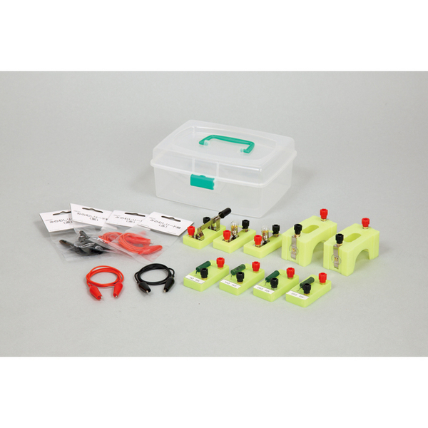 ARTEC EDUCATIONAL 008922 Electric Circuit Study Kit Set