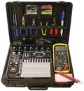ELENCO XK-550TM Digital/Analog Trainer with Tools and Meter