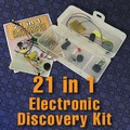 Chaney C7089 21 in 1 Electronic Discovery Kit