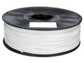 "VELLEMAN ABS175W1 1.75 mm (1/16"")ABS FILAMENT-WHITE -1 kg /2.2 lb FOR 3D PRINTER"