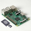 Raspberry Pi 3 Model B 1GB Project Board with 16GB NOOBS Card