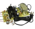 CHANEY ELECTRONICS C6895 TRIPLE OUTPUT DC POWER SUPPLY KIT