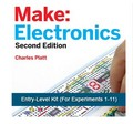 CHANEY ELECTRONICS CM1001 MAKE-ELECTRONICS-ENTRY-LEVEL-EXPERIMENTS-1-11-PARTS-KIT-for-STEM-Classes