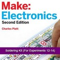 CHANEY ELECTRONICS CM1002 MAKE ELECTRONICS SOLDERING LEVEL EXPERIMENTS 12-14 PARTS KIT