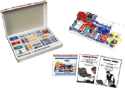 SC-100R Snap Circuits Jr. TM 100 in 1 Experiment Lab/Student Version