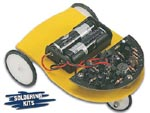 RB-20 SOUND REVERSING CAR ROBOT KIT