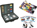 SC-750R Snap Circuits TM Extreme Student Version 750 in 1 Experiment Lab With Computer Interface Case and Student Guide