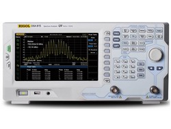 RIGOL DSA815-TG 9kHz to 1.5GHz with Pre-Amplifier & Tracking Generator Spectrum Analyzer*****FREE SHIPPING