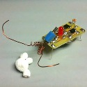 Chaney Electronics C6984 Little Jitterbug Robot Kit (solder version)