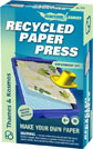 Thames & Kosmos 659066 Recycled Paper Press Kts