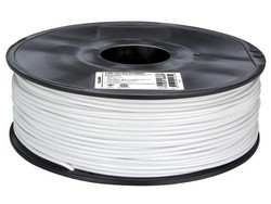 VELLEMAN PLA3W1 3 mm PLA FILAMENT WHITE1 kg for 3D PRINTERS