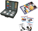 SC-300R Snaps Circuits  300 in 1 Experiment Lab W/Case & Student Guide